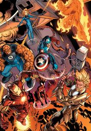 Ultimates (Earth-1610) from Cataclysm The Ultimates' Last Stand Vol 1 1 001.jpg