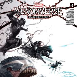 Venomverse: War Stories Vol 1 1