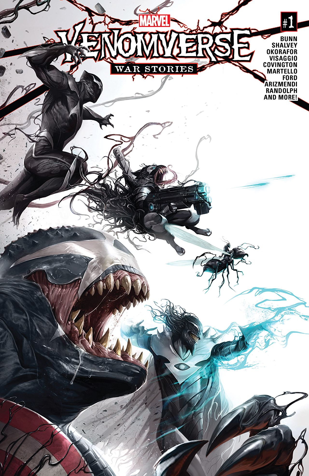 Venomverse: War Stories Vol 1 1