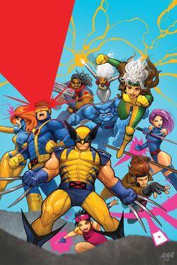 X-Men '92 Vol 2 10 Textless.jpg