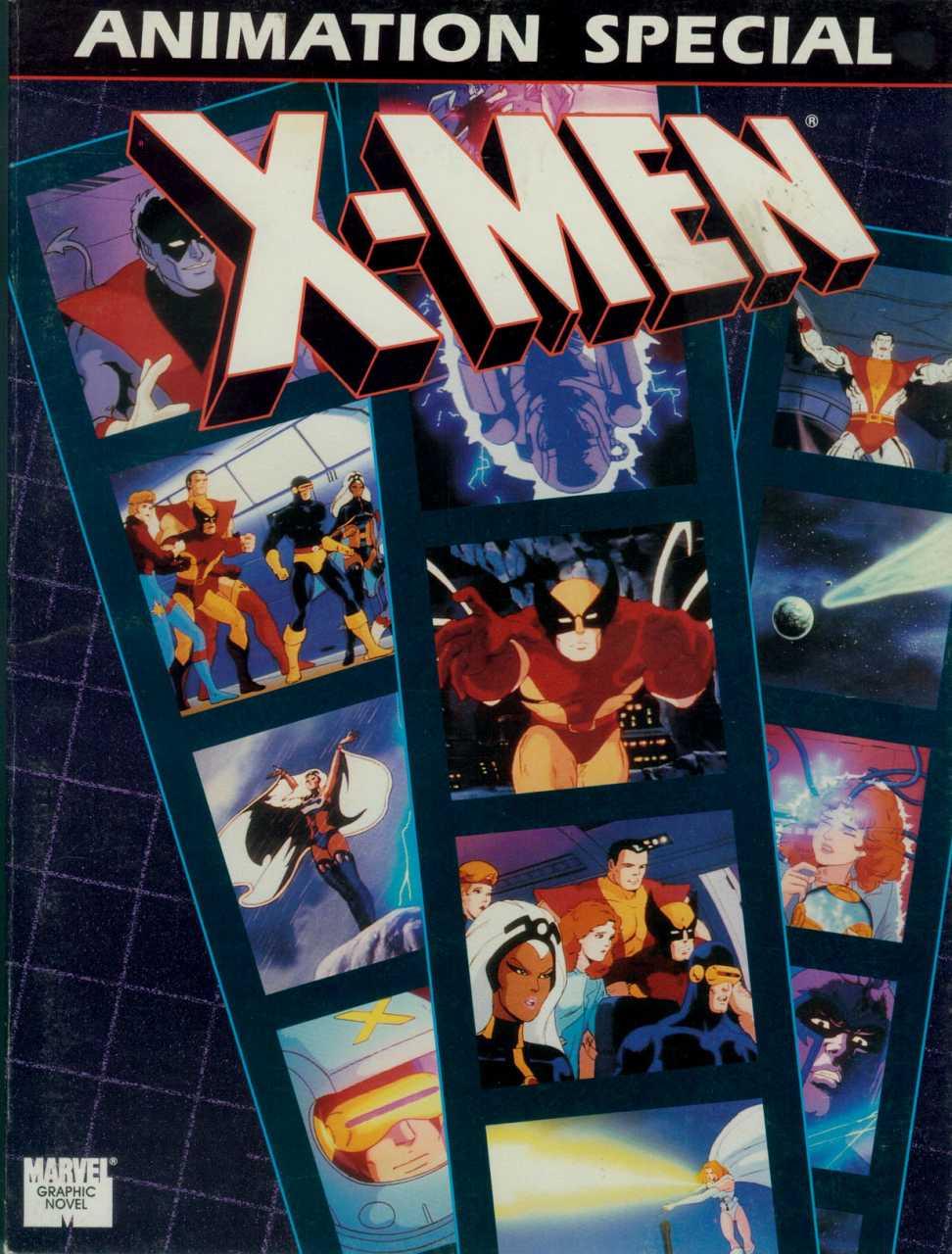 X-Men: Animation Special Vol 1 1