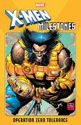 X-Men Milestones Operation Zero Tolerance Vol 1 1