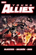 Young Allies TPB Vol 1 1