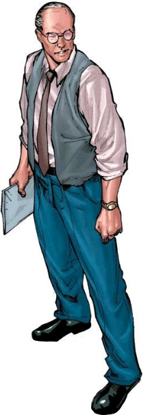 Abraham Zimmer (Earth-616)