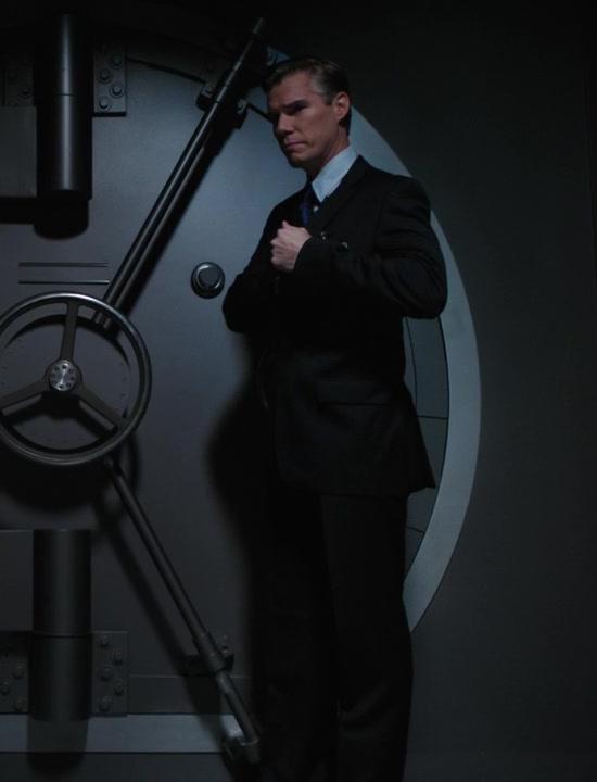 Agent Tyler (Earth-199999)