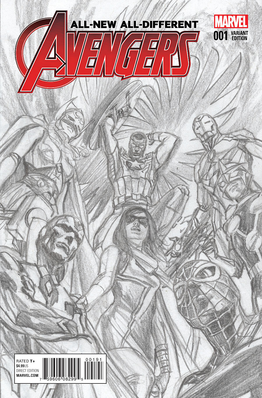 All-New, All-Different Avengers Vol 1 1 Sketch Variant.jpg