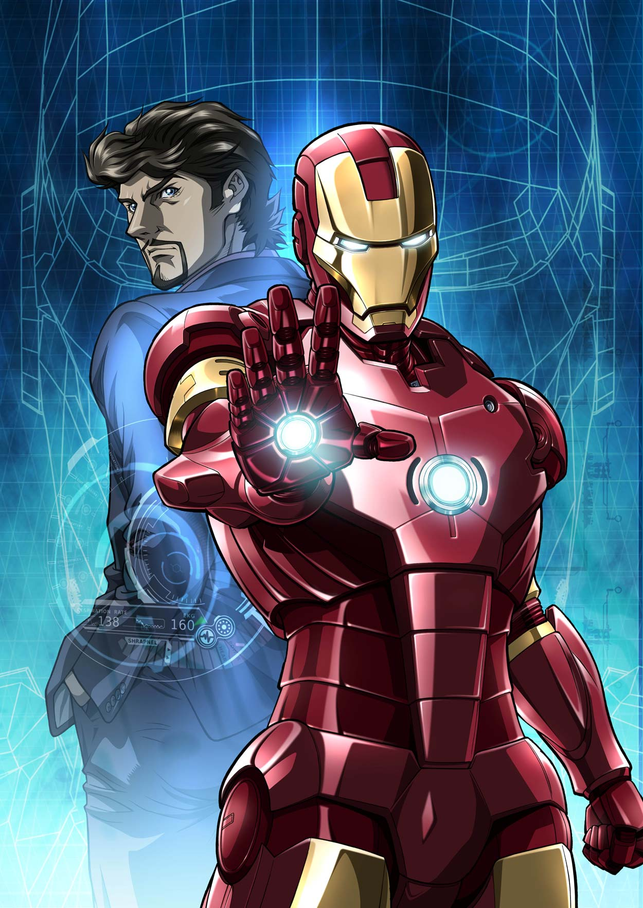 Anthony Stark (Earth-101001)