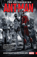 Astonishing Ant-Man TPB Vol 1 1 Everybody Loves Team-Ups