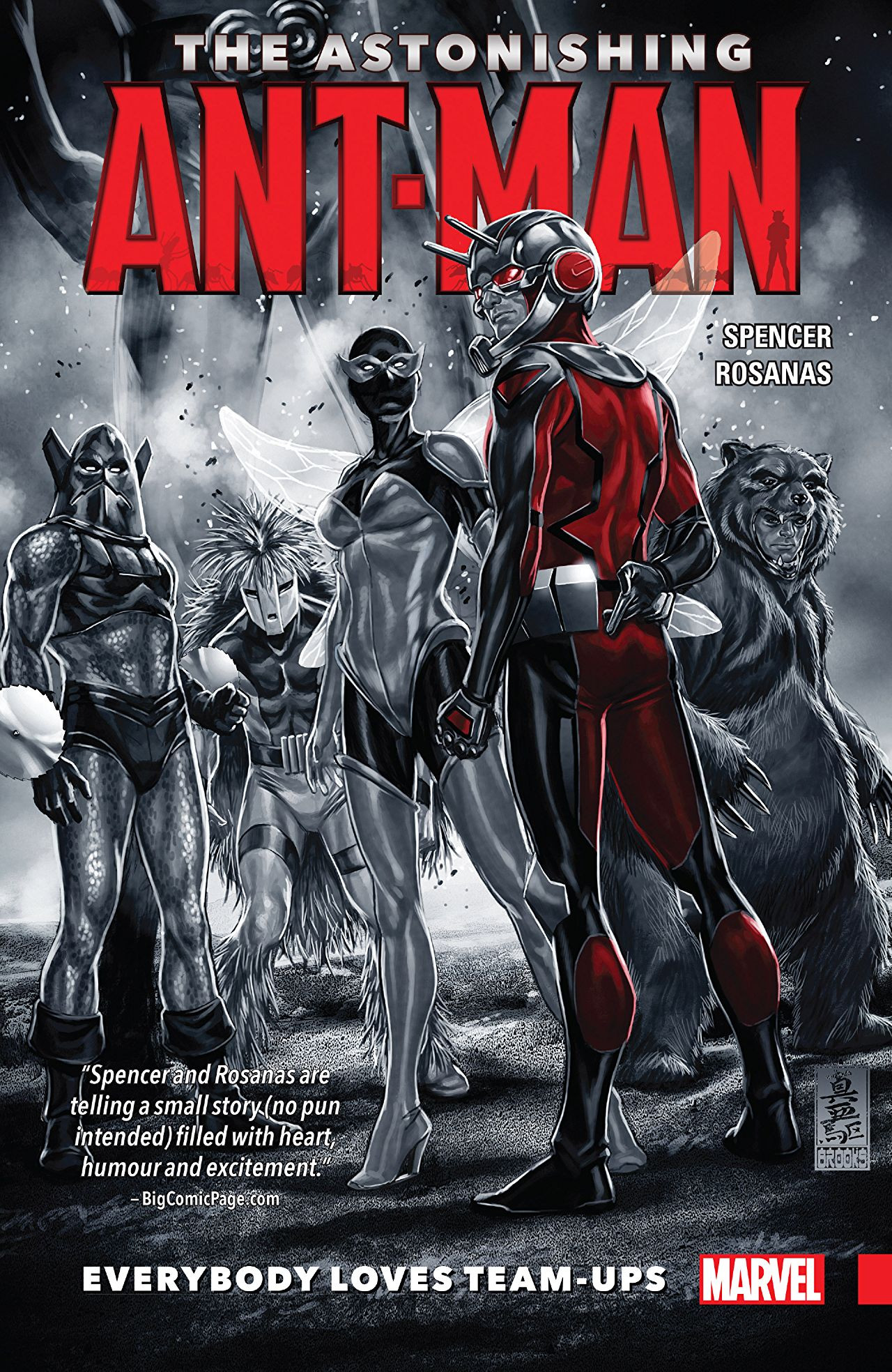 Astonishing Ant-Man TPB Vol 1 1: Everybody Loves Team-Ups