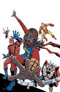 Avengers Back to Basics Vol 1 5 Textless