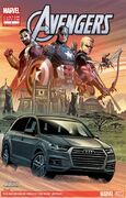 Avengers King of the Road Vol 1 1