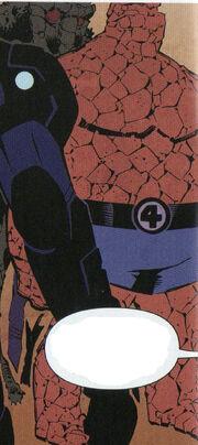 Benjamin Grimm (Project Doppelganger LMD) (Earth-616) from Spider-Man Deadpool Vol 1 28 001.jpg