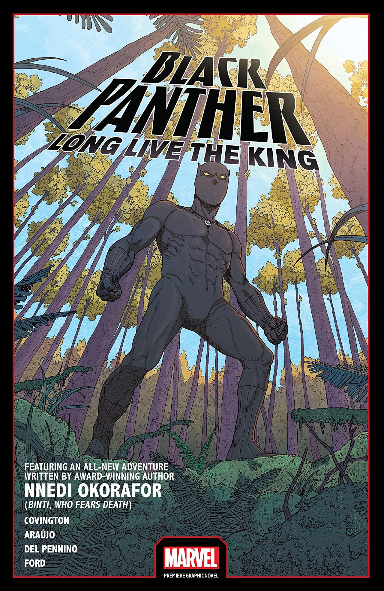 Black Panther: Long Live The King TPB Vol 1