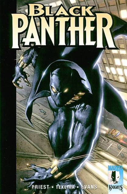 Black Panther: The Client TPB Vol 1 1