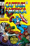 Captain America Vol 1 126