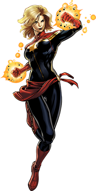 Carol Danvers (Earth-12131)