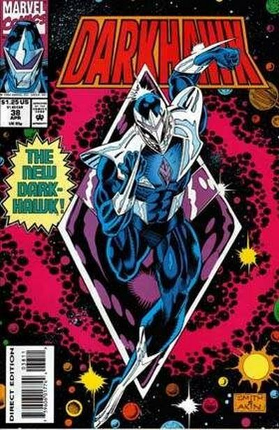 Darkhawk Vol 1 38