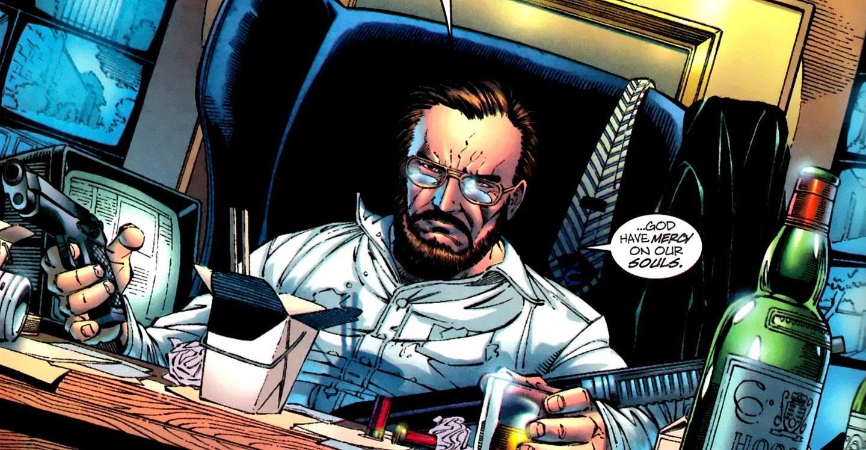 Drexel Walsh (Earth-616)