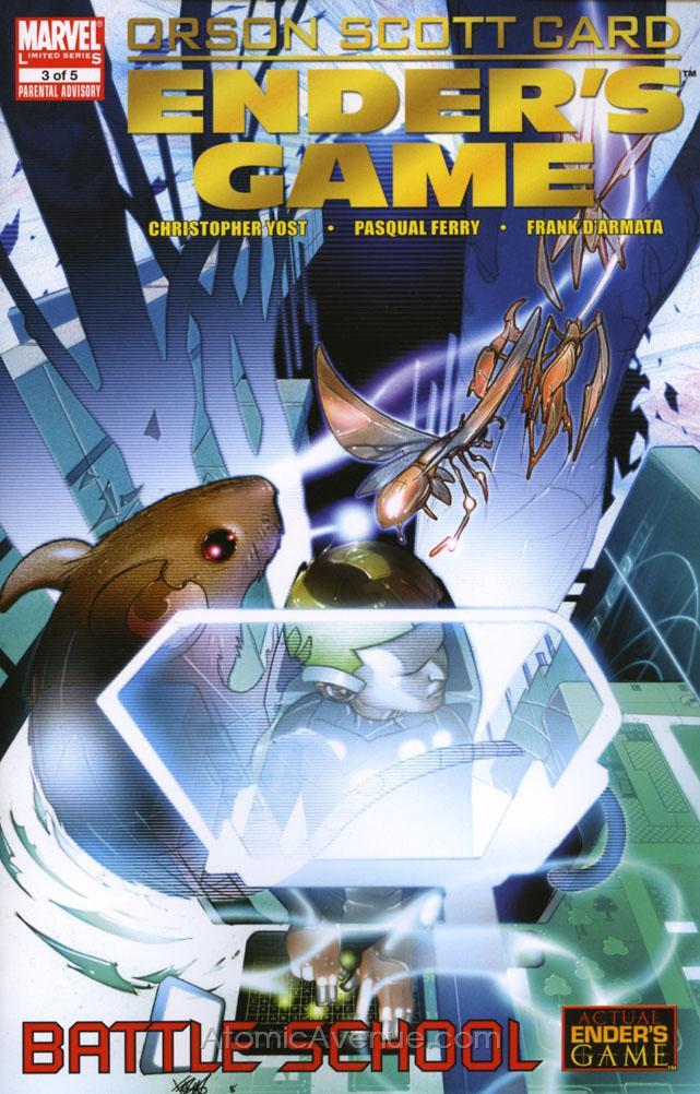 Ender's Game: Battle School Vol 1 3