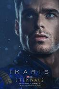 Eternals (film) poster 004