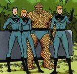 Fantastic Four (Earth-7642)