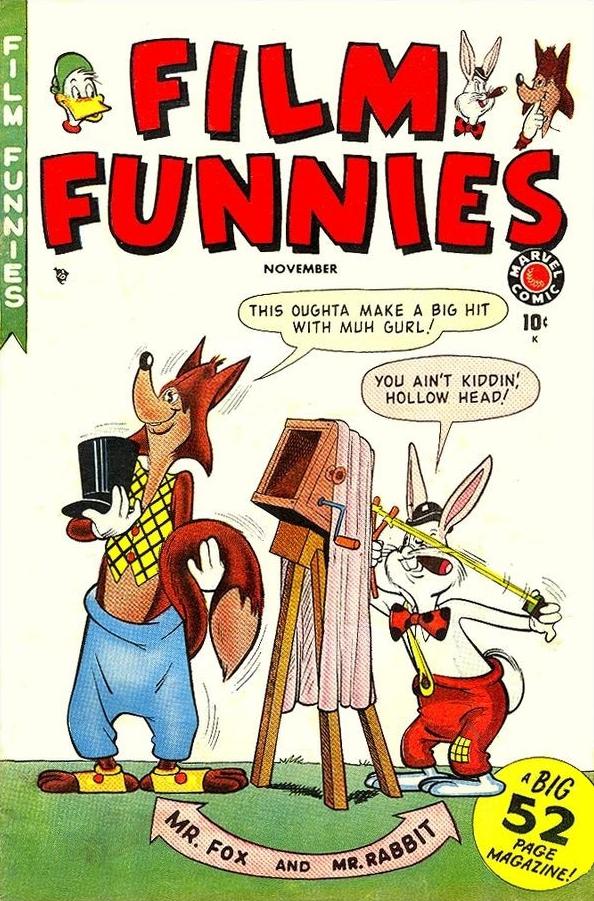Film Funnies Vol 1