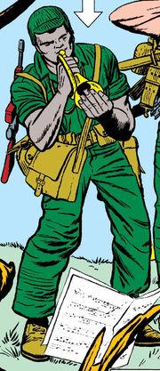 Gabriel Jones (Earth-616) from Sgt. Fury Vol 1 1 0001.jpg