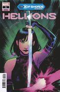 Hellions Vol 1 5 Pichelli Variant