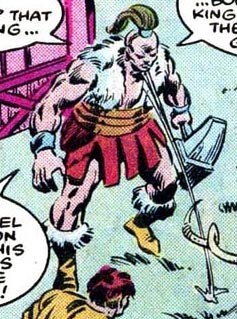 Horvald (Earth-616)