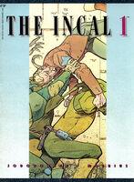 Incal Vol 1 1