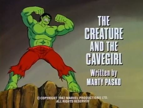 Incredible Hulk (1982 animated series) Season 1 7