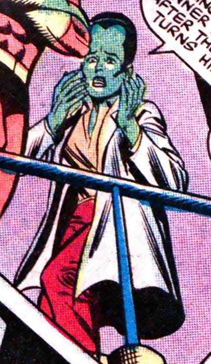 Rikky Keegan (Earth-616)