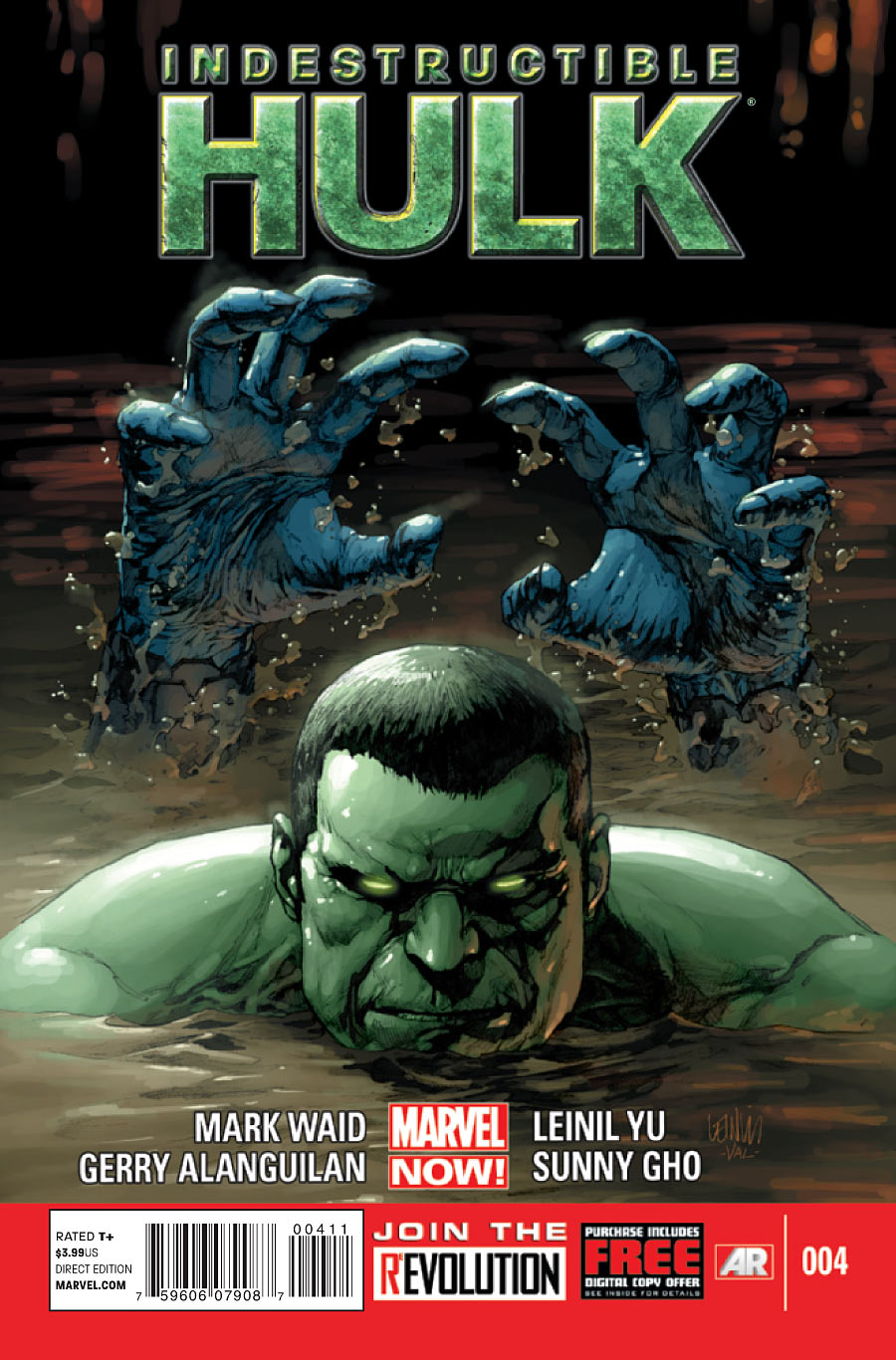 Indestructible Hulk Vol 1 4