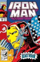 Iron Man Vol 1 276