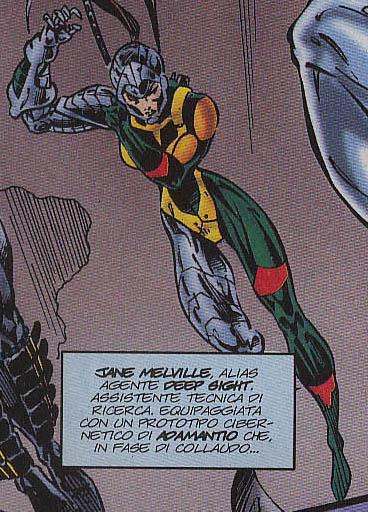 Jane Melville (Earth-616)