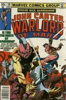 John Carter Warlord of Mars Vol 1 10