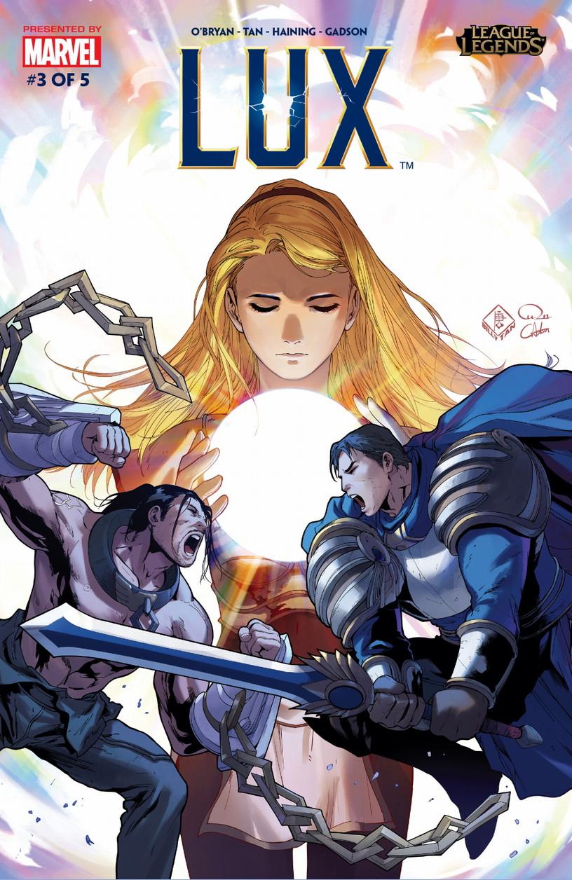 League of Legends: Lux Vol 1 3