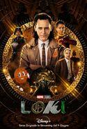 Loki (TV series) poster ita 002
