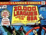 Marvel Classics Comics Series Featuring: 20,000 Leagues Under the Sea Vol 1 1