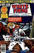 Marvel Classics Comics Series Featuring White Fang Vol 1 1