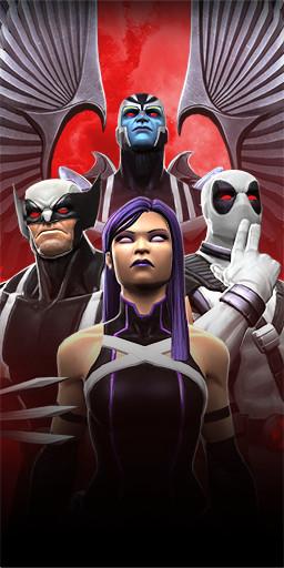 X-Force (Strike Team) (Earth-TRN517)