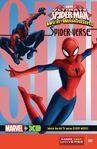 Marvel Universe Ultimate Spider Man Web Warriors Spider-Verse Vol 1 1