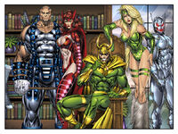 Masters of Evil (Onslaught Reborn) (Earth-616)