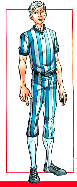 Michael Silk (Earth-616)