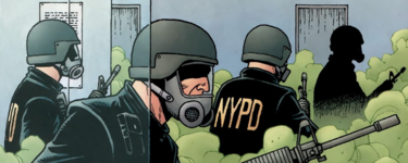 New York City Police Department (Earth-200111)
