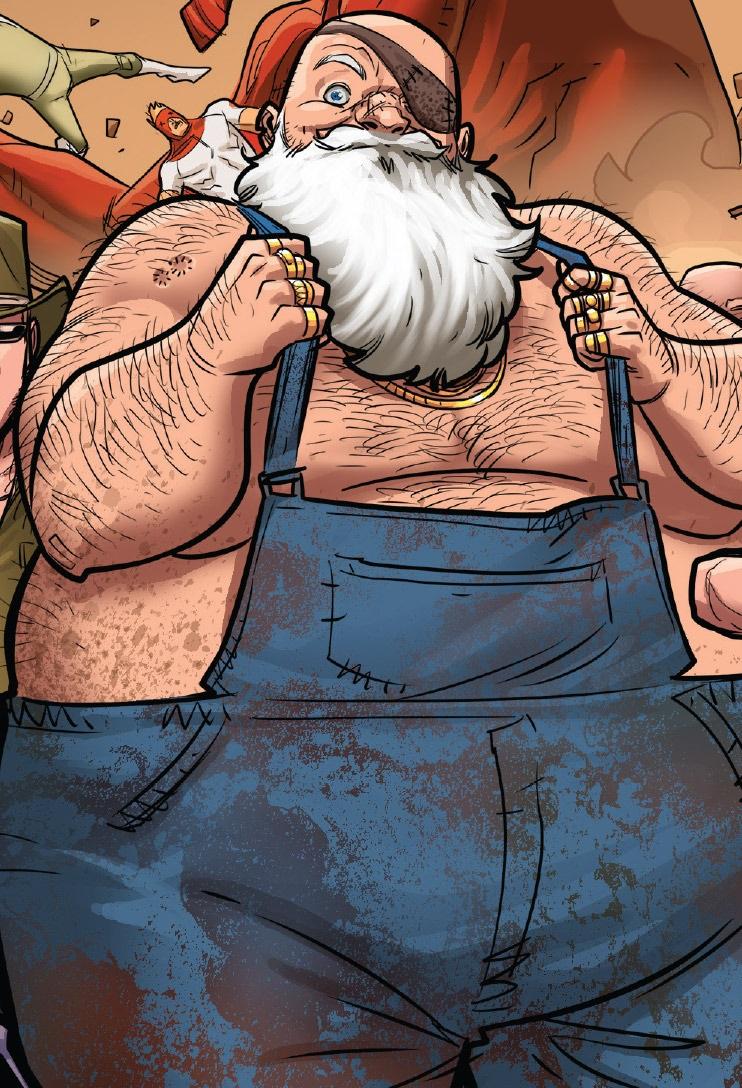 Ozarks Kingpin (Earth-616)