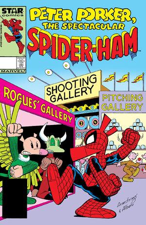 Peter Porker, The Spectacular Spider-Ham Vol 1 2.jpg