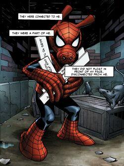 Peter Porker (Earth-7231) from Ultimate Civil War Spider-Ham Vol 1 1 0002.jpg