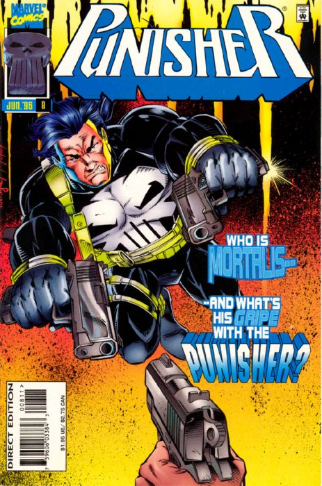 Punisher Vol 3 8