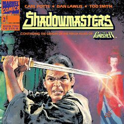 Shadowmasters Vol 1 2